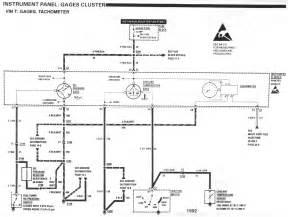 92 Rs Dash Gauge Cluster Wires