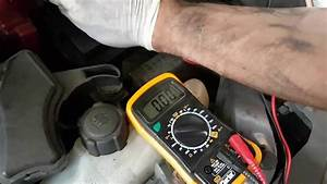 How To Replace Car Battery - Nissan Note