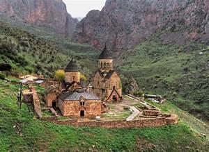 paradis express: Noravank, Armenia