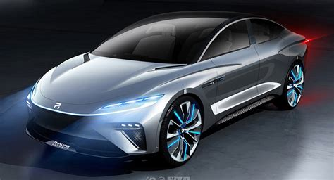 See More Of SAIC's All-Electric Roewe R-Aura Concept ...