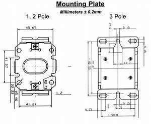 2 Pole Ac Contactor Wiring Diagram 25908 Netsonda Es