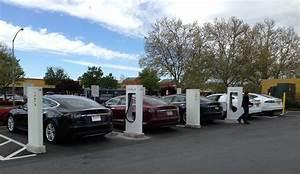 Borne De Recharge Tesla : tesla roi de la borne de recharge rapide aux etats unis ~ Melissatoandfro.com Idées de Décoration