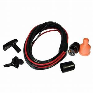 Powerwinch Universal Bumper Wiring Kit 6 U0026 39  F  Trailer