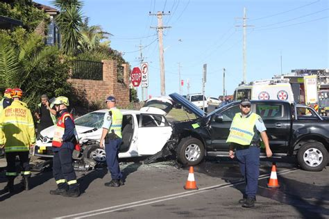 Traffic Lights For Notorious Port Kembla Intersection