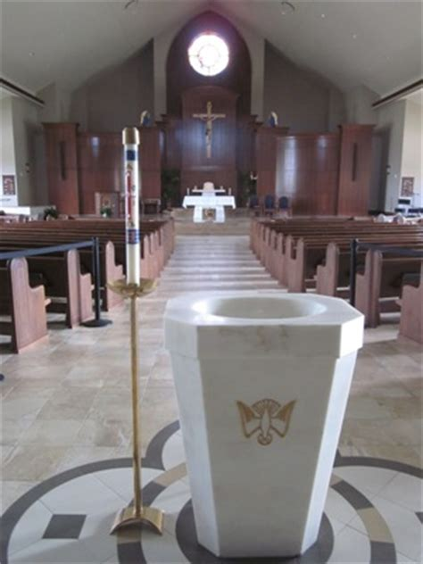 michael the archangel catholic church auburn al 986 | church%20with%20baptismal