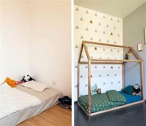 Lit Montessori Cabane : lit montessori cabane lit cabane x lit cabane x ~ Melissatoandfro.com Idées de Décoration