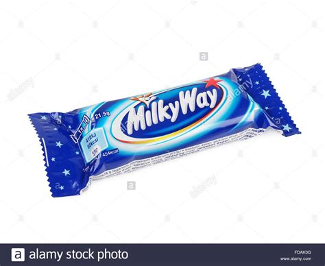 Milky Way Candy Bar
