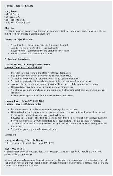 mft internship resume examples