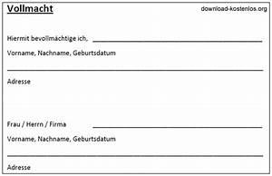 Einverständniserklärung Reise Kind Muster : pdf vollmacht f r gemeinde oder beh rde zum ausdrucken ~ Themetempest.com Abrechnung