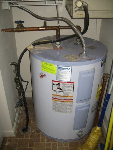 Electric Hot Water Heater Not Working  No Hot Water