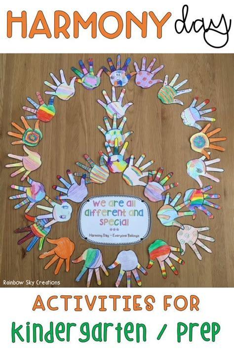 harmony day harmony week activities foundation