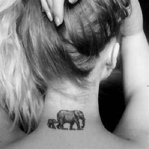 35+ Nice Elephant Tattoos – Desiznworld