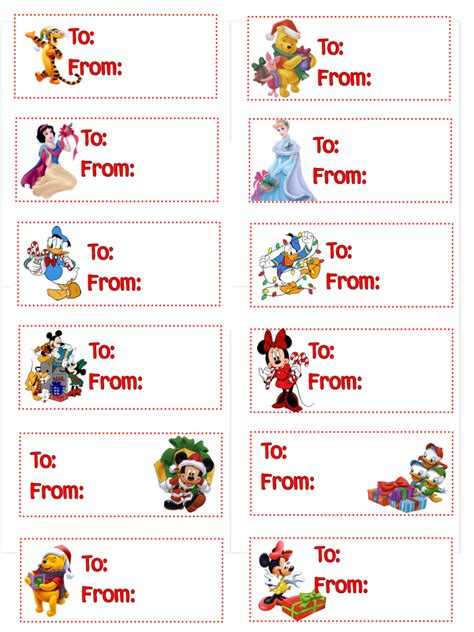 graxa s page christmas printable gift tags