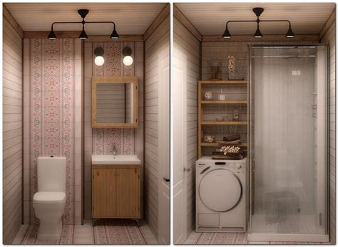 laundry bathroom ideas country house interior in scandinavian