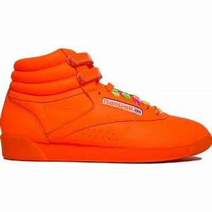 Reebok Freestyle Reign Bow Neon Orange Purchaze