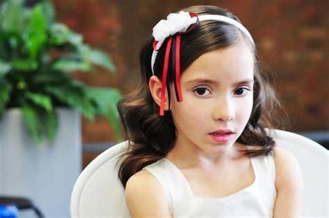 Hair Tutorial: Classic Wave Hairstyle For Girls   Sparkly Soda