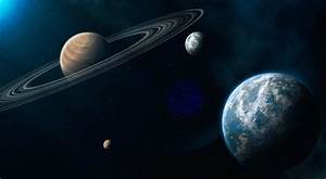 3D Planets in Space (page 2) - Pics about space