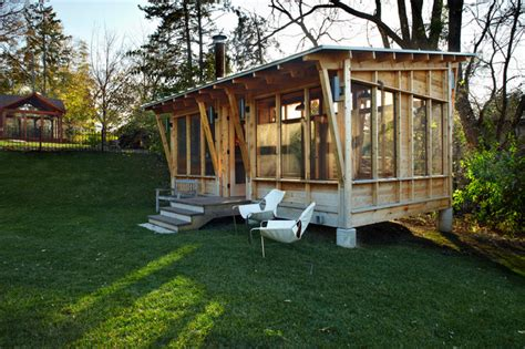 prarie meets pampa pavilion rustic porch minneapolis