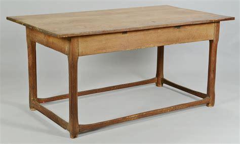 yellow table l base yellow pine stretcher base table sc