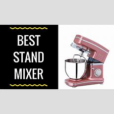 Top 10 Best Stand Mixers In India 2019  Reviews & Buyer's