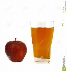 Glass Of Apple Juice Royalty Free Stock Photos - Image ...