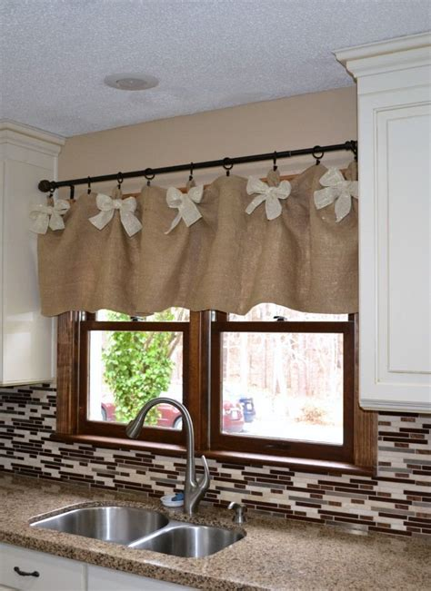 Feed Sack Curtains And Valances