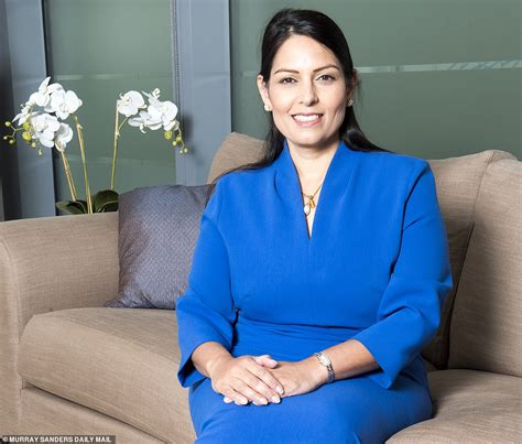 Priti Patel's outrage at Labour MPs who try to 'silence ...
