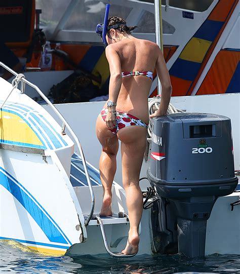 Bikini Boat Pictures by Myleene Klass S Feet