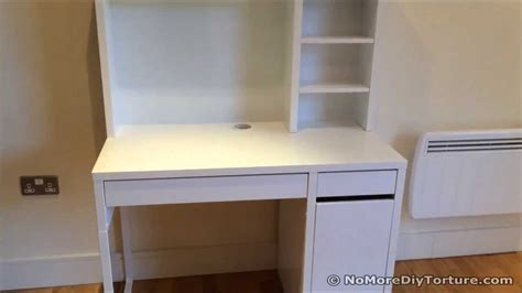 bureau ikea mikael study desk ikea micke wrokstation