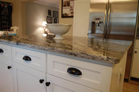 White Cabinets Lincoln And Granite On Pinterest