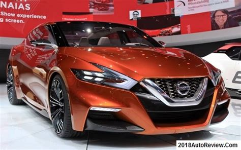 2019 Nissan Maxima Redesign 2018autoreviewcom