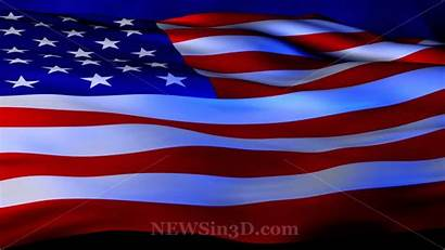 Flag American Wallpapers Widescreen Background Animated