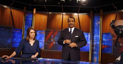 longtime wfaa news anchor john mccaa set  step