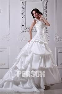 Robe De Mariée Moderne : robe de mari e moderne bustier d collet en c ur orn e de ~ Melissatoandfro.com Idées de Décoration