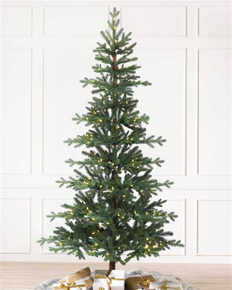 alpine artificial christmas tree balsam hill christmas