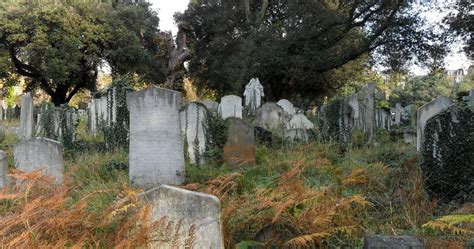 Die 7 Schönsten Friedhöfe, Die Ich Bisher Besucht Habe