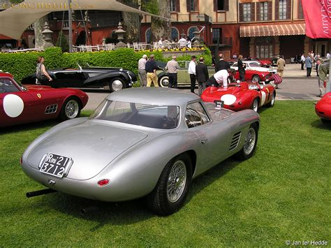 It was named 375 for the unitary displacement of one cylinder in the 4.5 l v12 engine, and the mm stood for the mille miglia race. COACHBUILD.COM - Scaglietti Ferrari 375 MM Berlinetta #0402AM 1954
