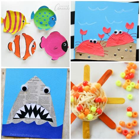 50 epic kid summer activities and crafts 717 | Summer Craft Ideas