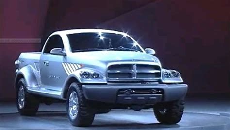dodge power wagon concept truck