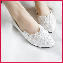 flat bridesmaid shoes 2015 new size 35 40 pearl lace shoes flats white flat wedding shoes bridesmaid
