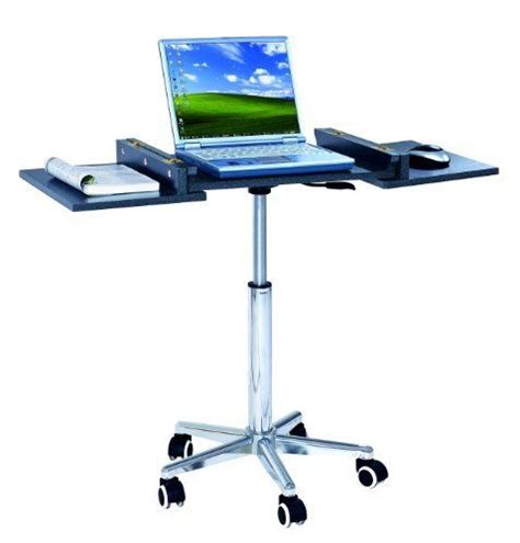 mobile laptop desk cart foldable table laptop cart mobile desk euro style stand