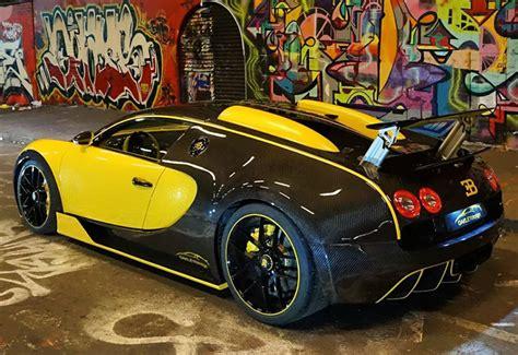 2016 Bugatti Veyron 16.4 Oakley Design