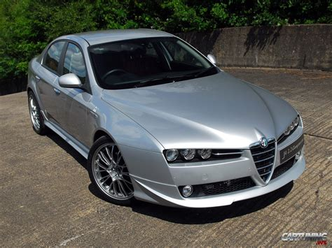 alfa romeo tuning tuning alfa romeo 159 187 cartuning best car tuning photos