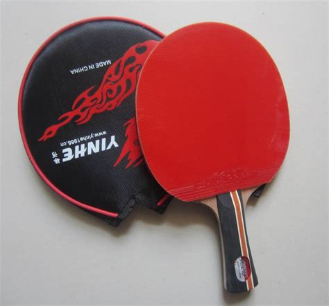 best chinese table tennis rubber paddle tennis racquets reviews online shopping paddle