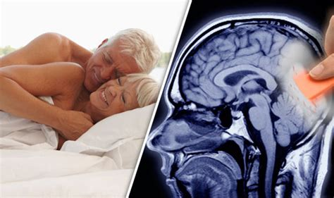 Over 50s Who Regularly Have Sex Can Better Their Brain