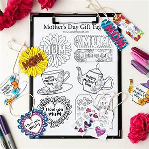 Mother's Day Gift Tags | 8 Pack - Sarah Renae Clark ...