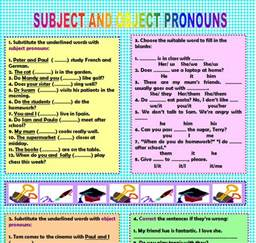 personal pronouns in resume objective personal pronoun worksheets abitlikethis
