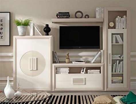 muebles de salon comedor color blanco roto combinado