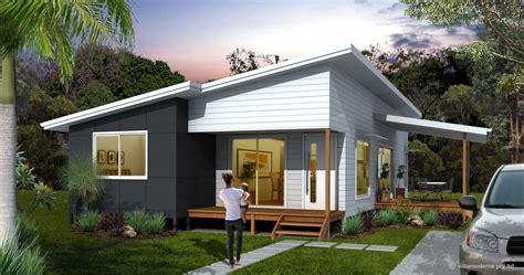 Imagine Kit Homes  Erbacher 301 Kit Home  Exterior