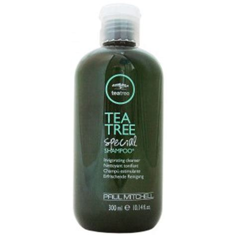 paul mitchell green tea tree special shampoo ml